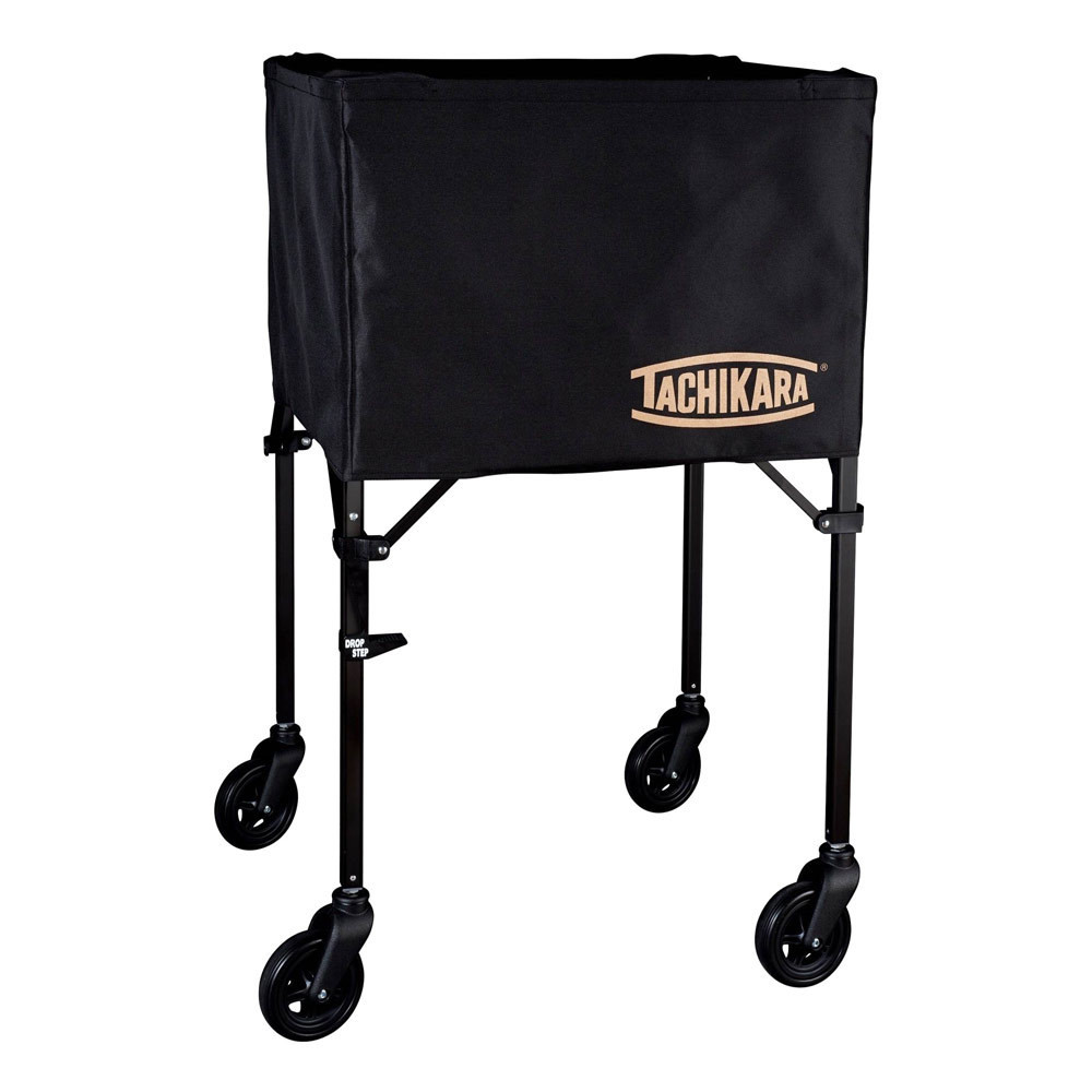Tachikara DS-1 Premium Ball Cart with DropStep Pedal