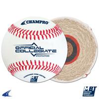 Champro Official Collegiate Flat Seam NCAA Baseballs - DZN
