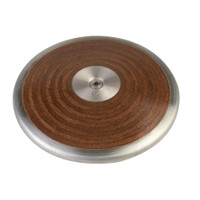 Champion Sports Competition Wood Discus