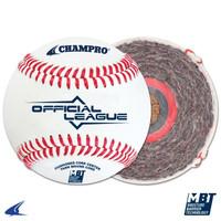Champro Official League Flat Seam 300 Series Baseballs - DZN