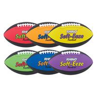 Rhino Skin Soft Eeze Football Set of Six