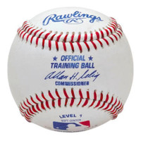 Rawlings ROTB1 Level 1 Training Baseballs