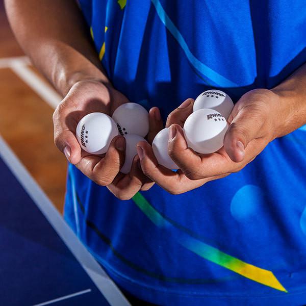 Champion Sports 3 Star Table Tennis Balls
