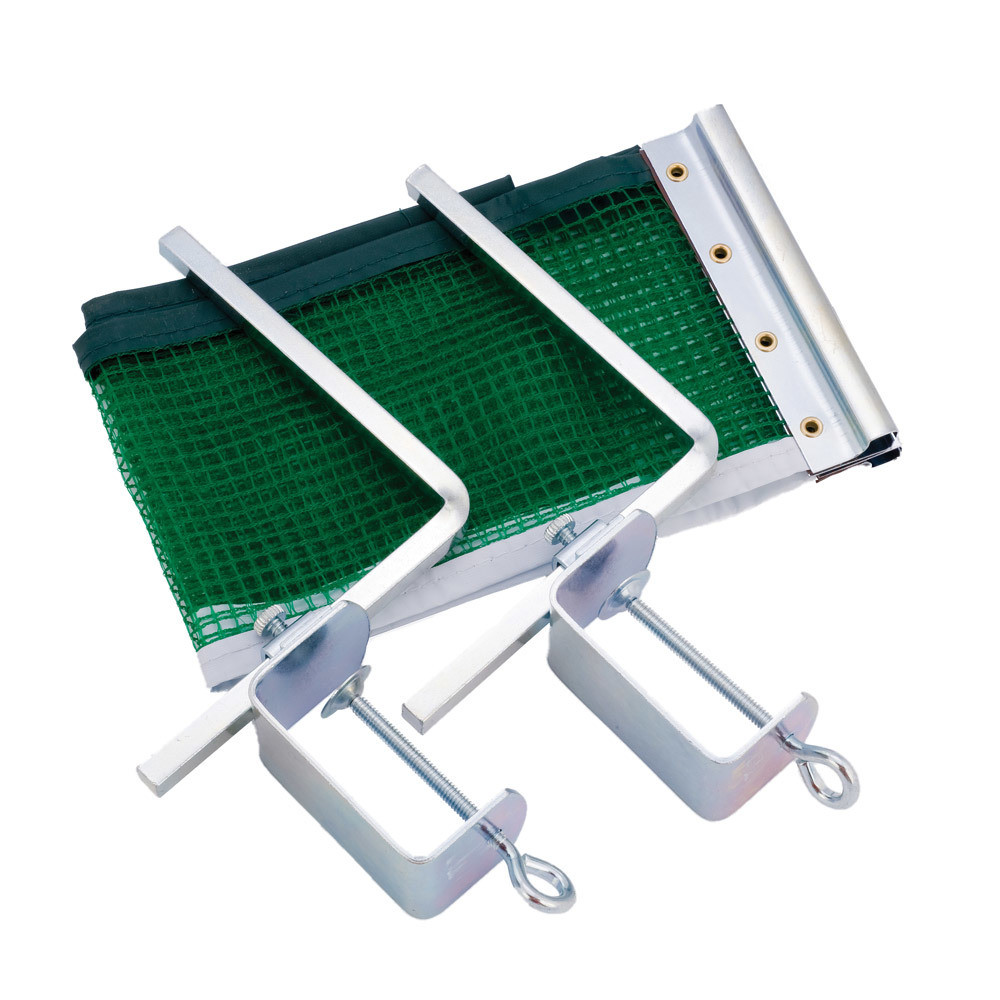 Champion Sports Table Tennis Net and Post Set