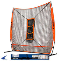 CHAMPRO MVP PORTABLE TRAINING NET WITH TRAINING ZONE
