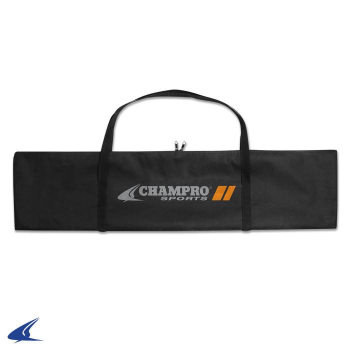 CHAMPRO MVP PORTABLE TRAINING NET WITH TRAINING ZONE