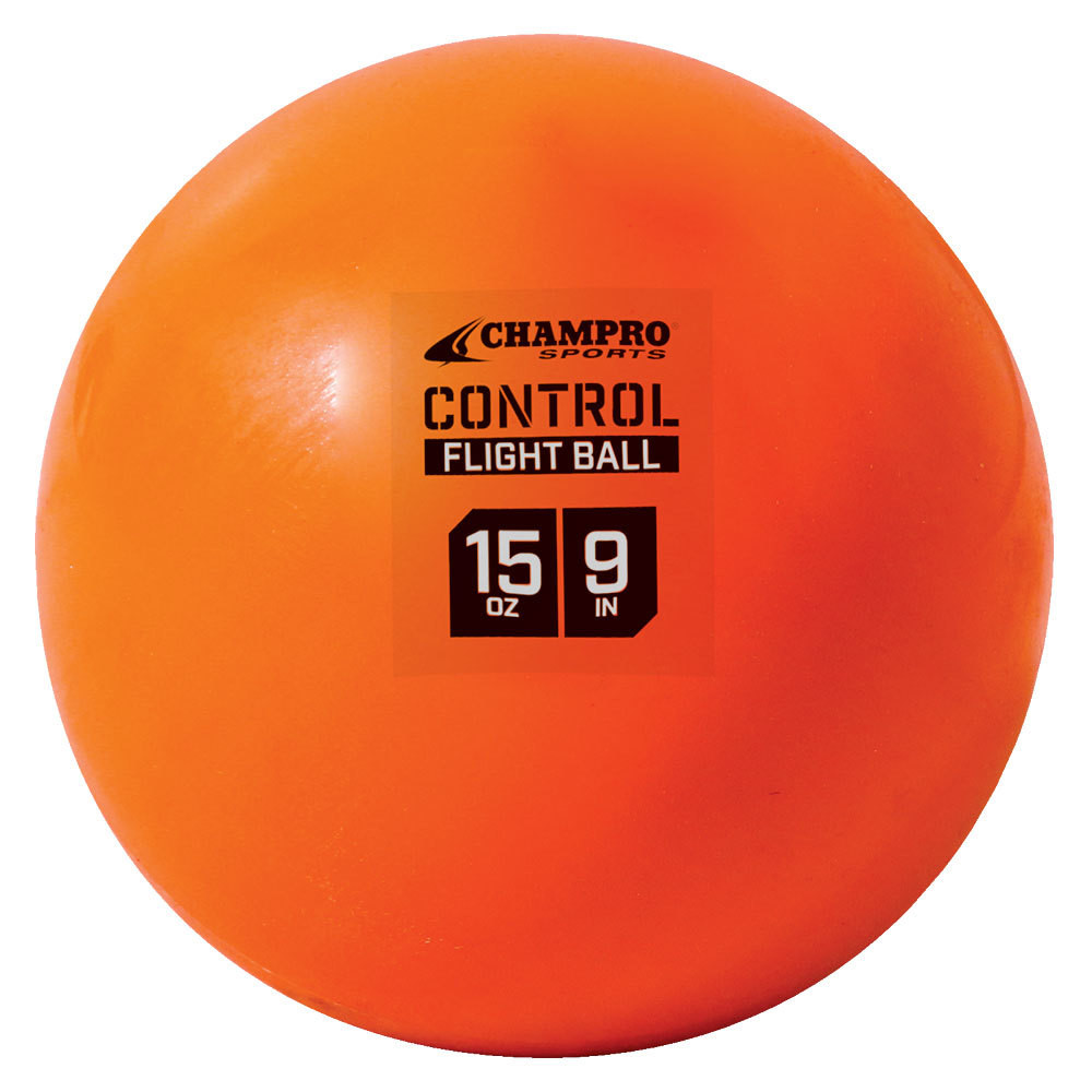 Champro Sports Control Flight Weighted Training Baseballs