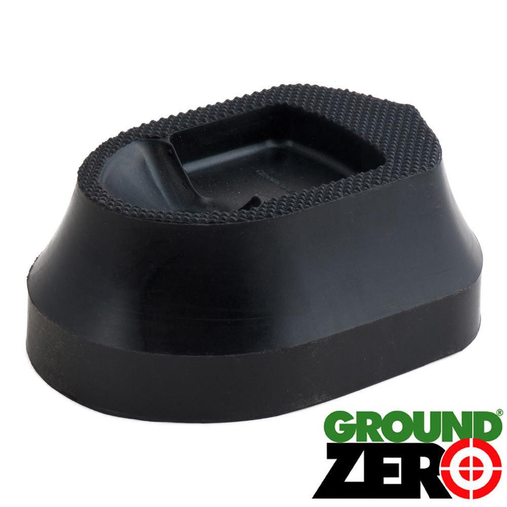 "Ground Zero 2"" Kicking Tee"