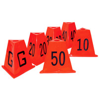 Flex Down Stackable Sideline Marker Set