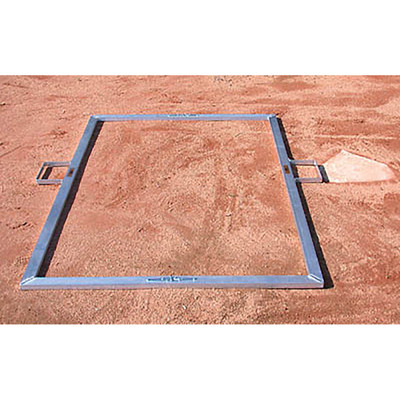 BSN Foldable Batter's Box Template