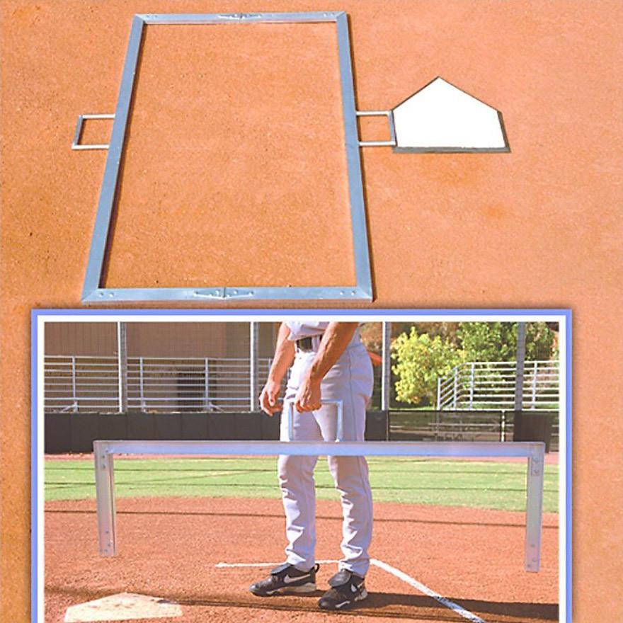 BSN Foldable Batter's Box Template