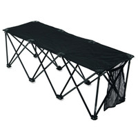 TravelBench 3 Seat Folding Player Bench