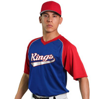 Champro Bunt Light Weight Mesh Baseball Jersey