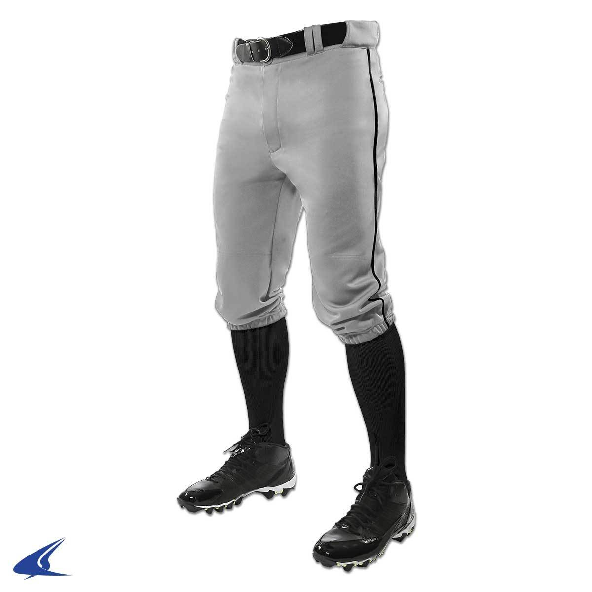 Champro Triple Crown Knicker with Braid, Baseball Pants