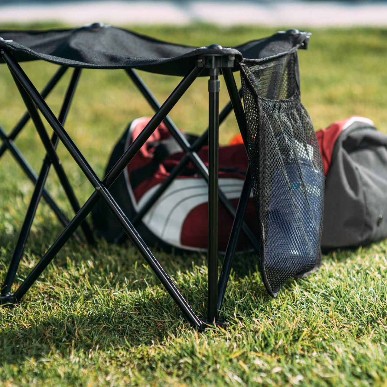 TravelBench 6 Seat Folding Player Bench