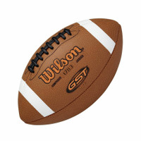 Wilson GST Composite Football - Junior (WTF1783XB)