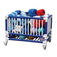 Aquatics & Locker Room Storage Cart