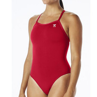 TYR Women's Durafast Elite Solid Diamondfit Swimsuit
