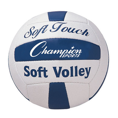 Champion Sports Soft Touch Volleyball (VB6)