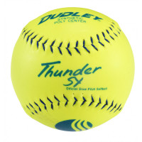 DUDLEY THUNDER SYNTHETIC USSSA STADIUM SLOWPITCH SOFTBALL