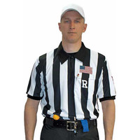 Cliff Keen MXS Sublimated Short Sleeve Football Ref Shirt