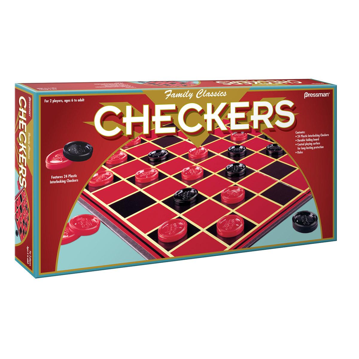Checkers Set