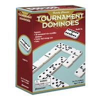 Pressman Double Six Tournament Dominoes