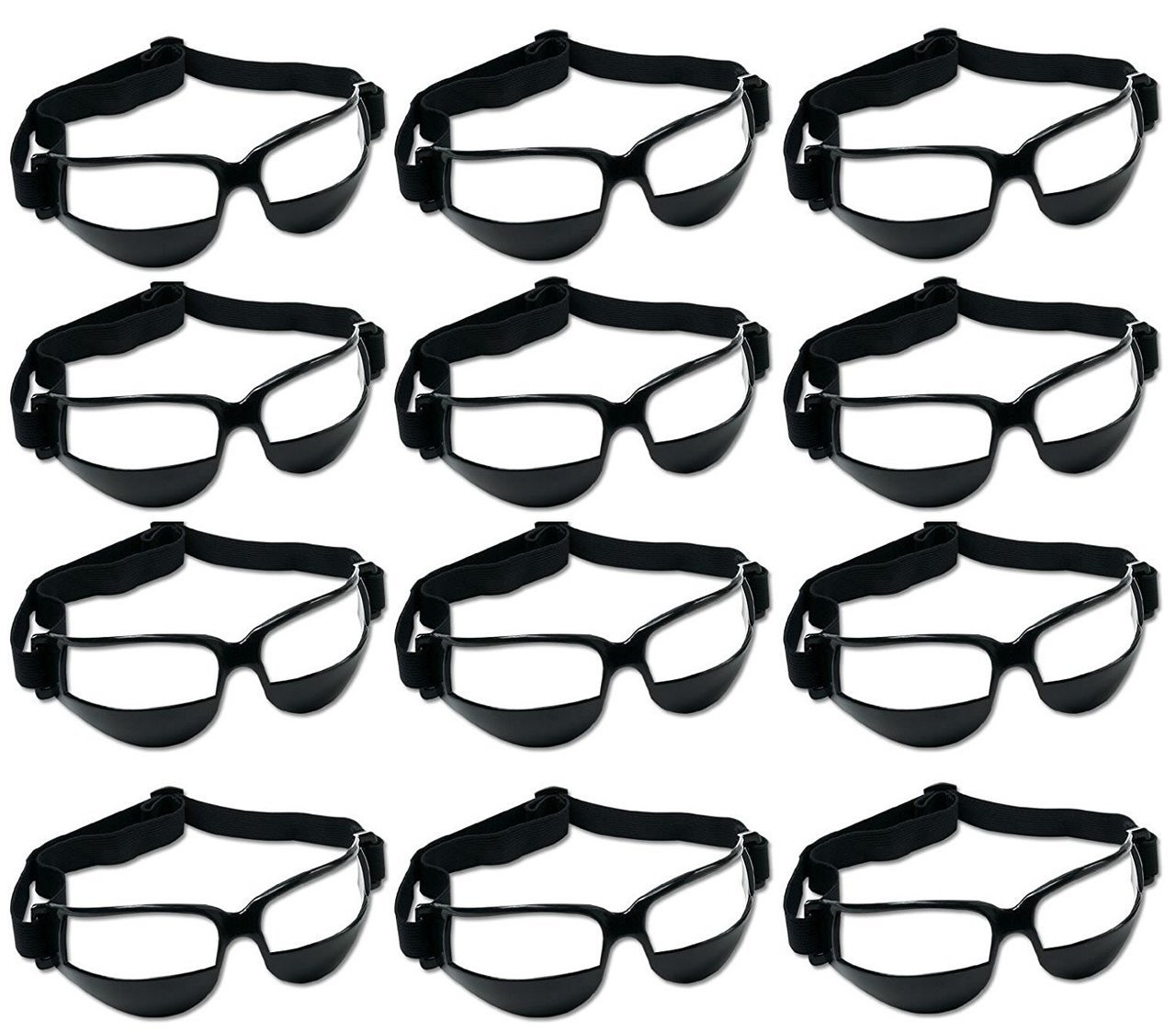 d4d4bad86f87 Heads Up Basketball Dribble Specs Set of 12 - Athletic Stuff