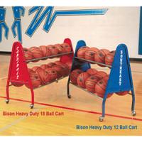 Bison Heavy Duty 18 Ball Cart