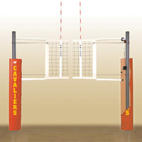 Bison Match Point Aluminum Game System