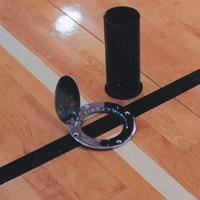 Titan Volleyball Floor Sleeves