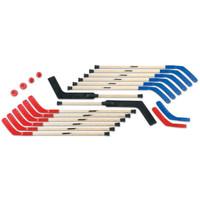 "Shield 42"" Middle School Wood Hockey Set"