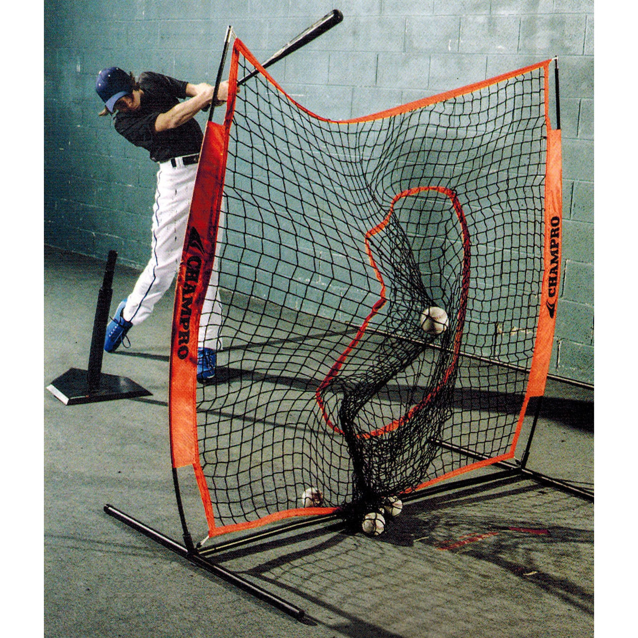 Champro Sports MVP Portable Sock Screen