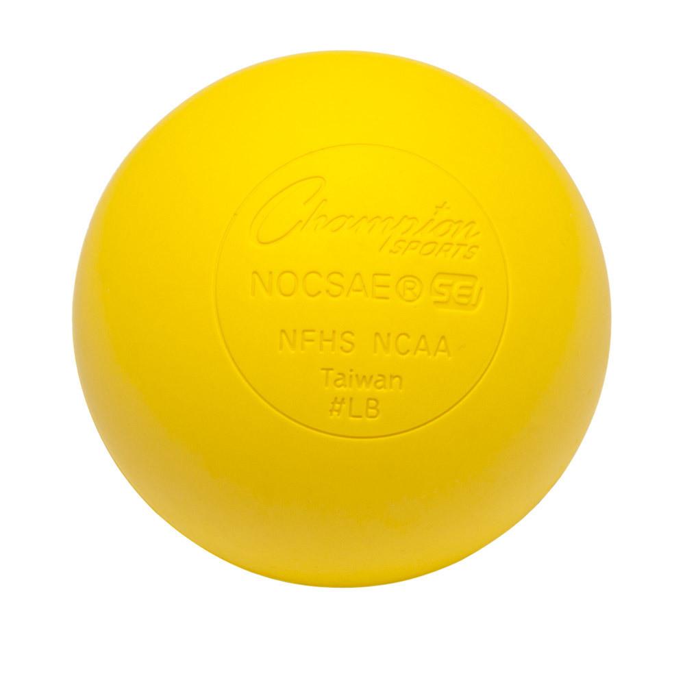 Champion Sports Lacrosse Ball Bucket - 36 Balls