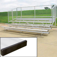 MacGregor Bleachers with Fencing
