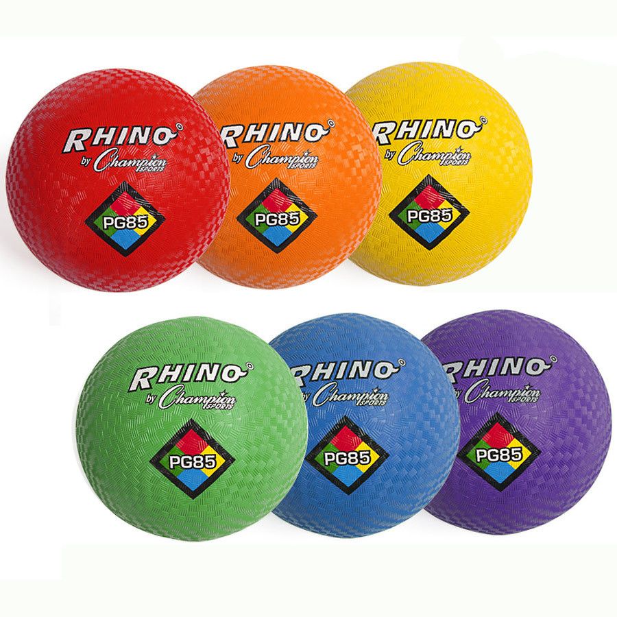 "Champion Sports 8.5"" Playground Ball Set"