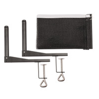 Champion Sports Deluxe Table Tennis Net and Post Set (PN104)