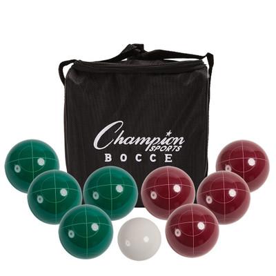 Champion Sports Deluxe Bocce Tournament Set (CG200)