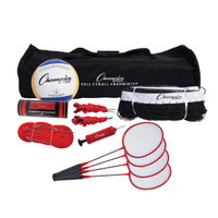 Champion Sports Deluxe Volleyball / Badminton Tournament Set (CG202)