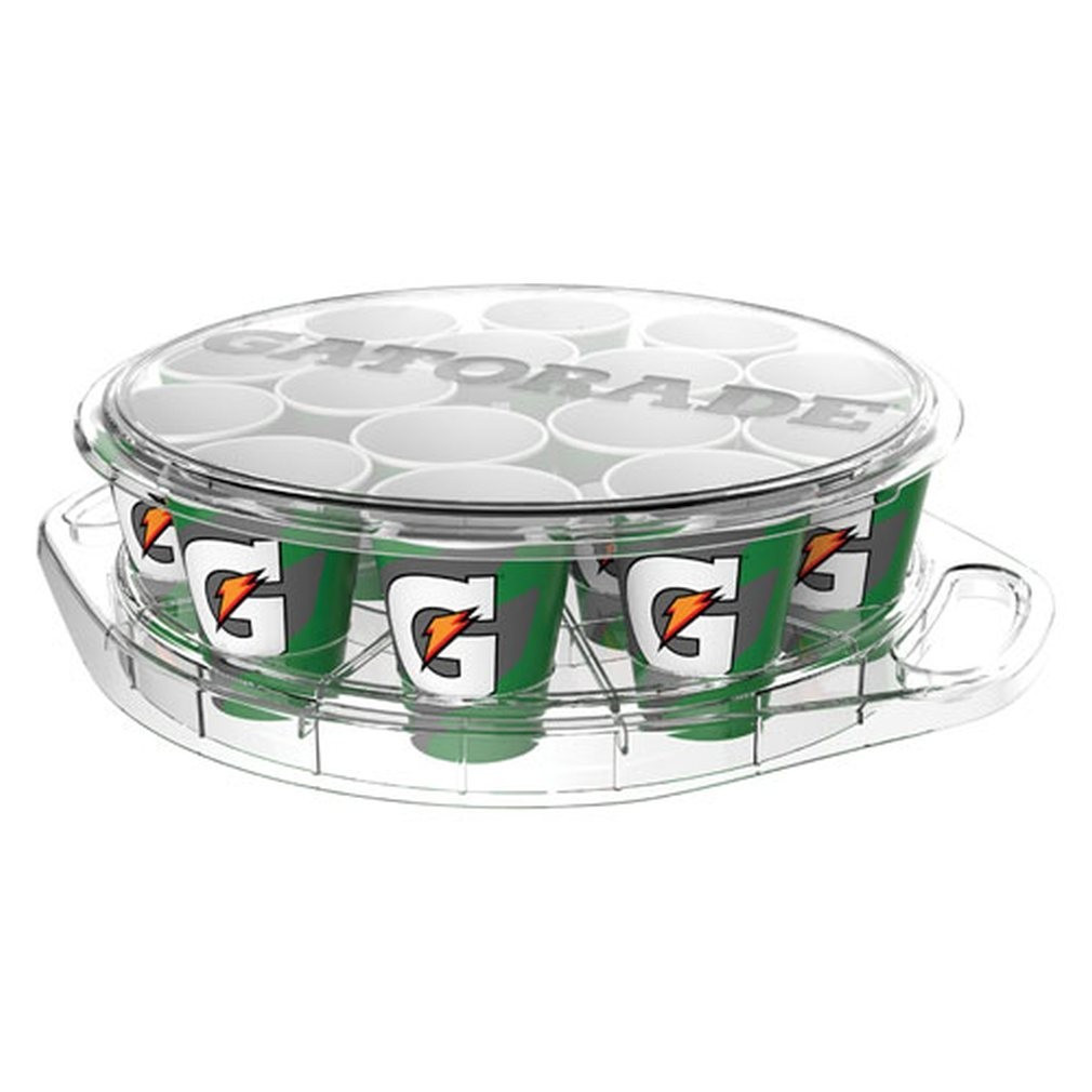 Gatorade© Cup Carrier with Lid (1379353)