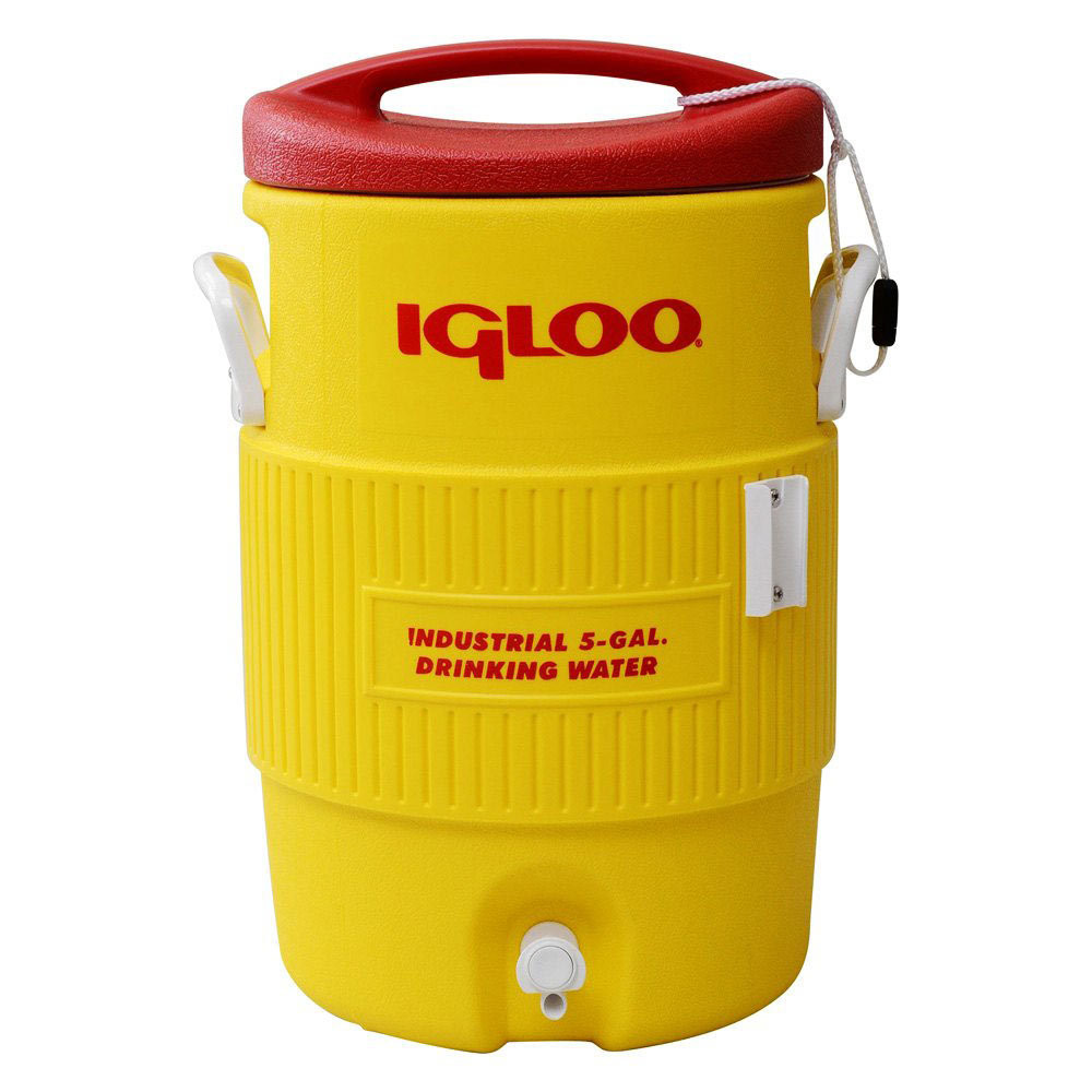 Igloo 5 Gallon Water Cooler - Yellow