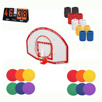 i9 Sports Basketball Field Kit