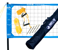 Park & Sun Official USYVL Youth Volleyball Net System