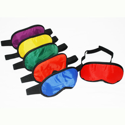 Rainbow Blindfold Set