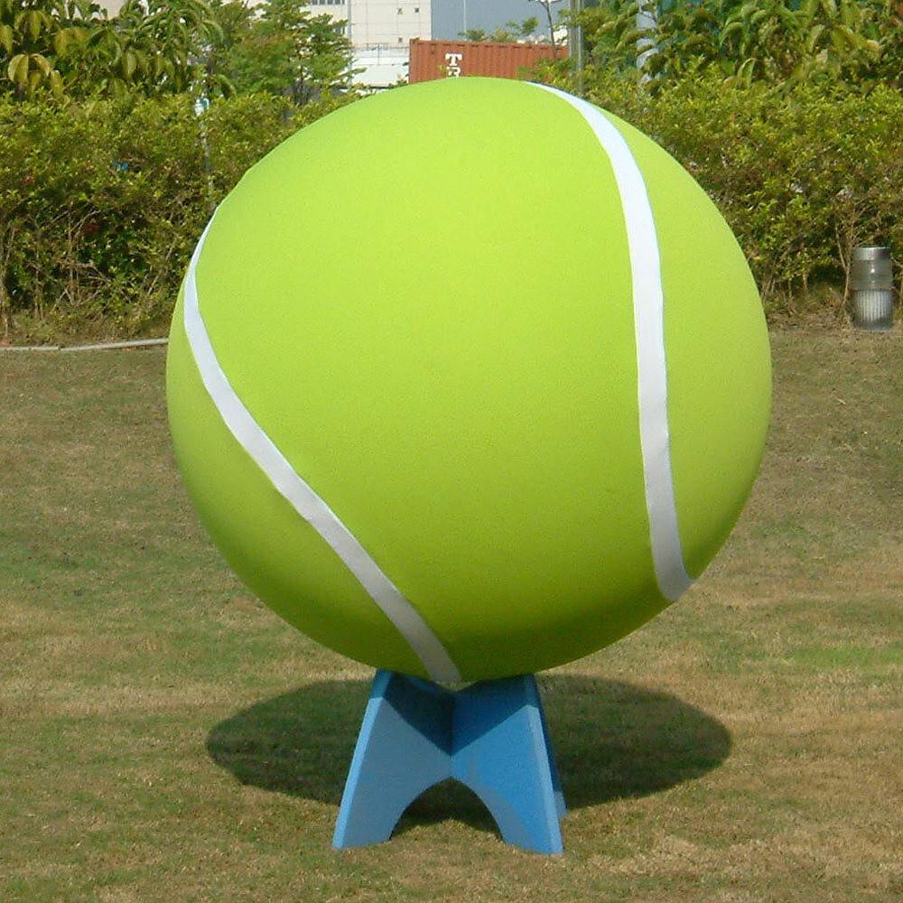 "Giant 40"" Tennis Ball"