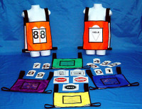 Multi-Purpose Scrimmage Vest Set