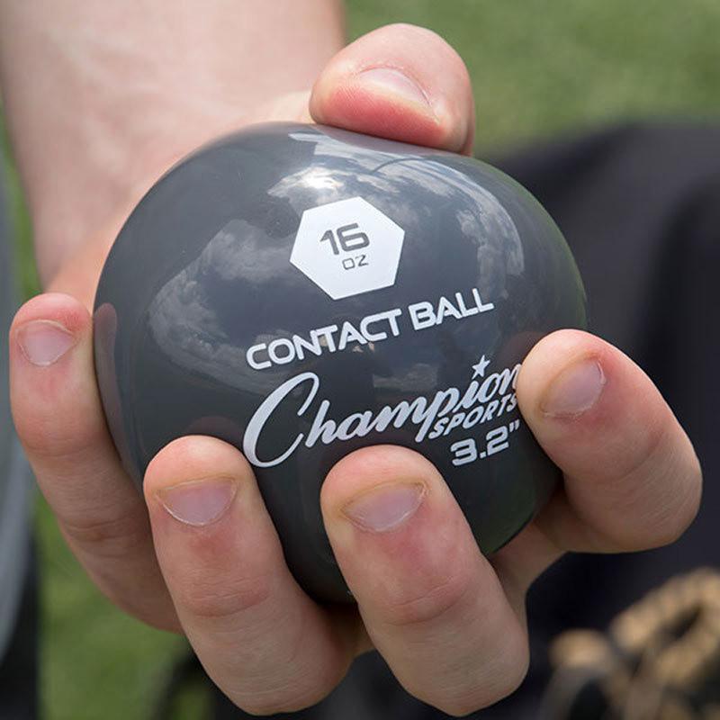 "Champion Sports Weighted Training Balls - 3.2"" Set"