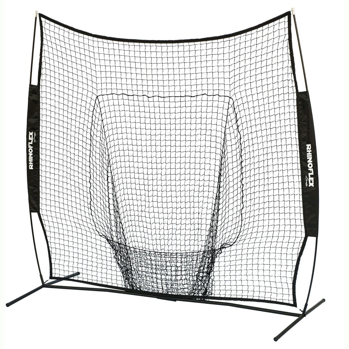 Rhino Flex Portable Baseball Training Net