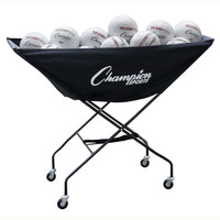 Champion Sports Pro Volleyball Cart