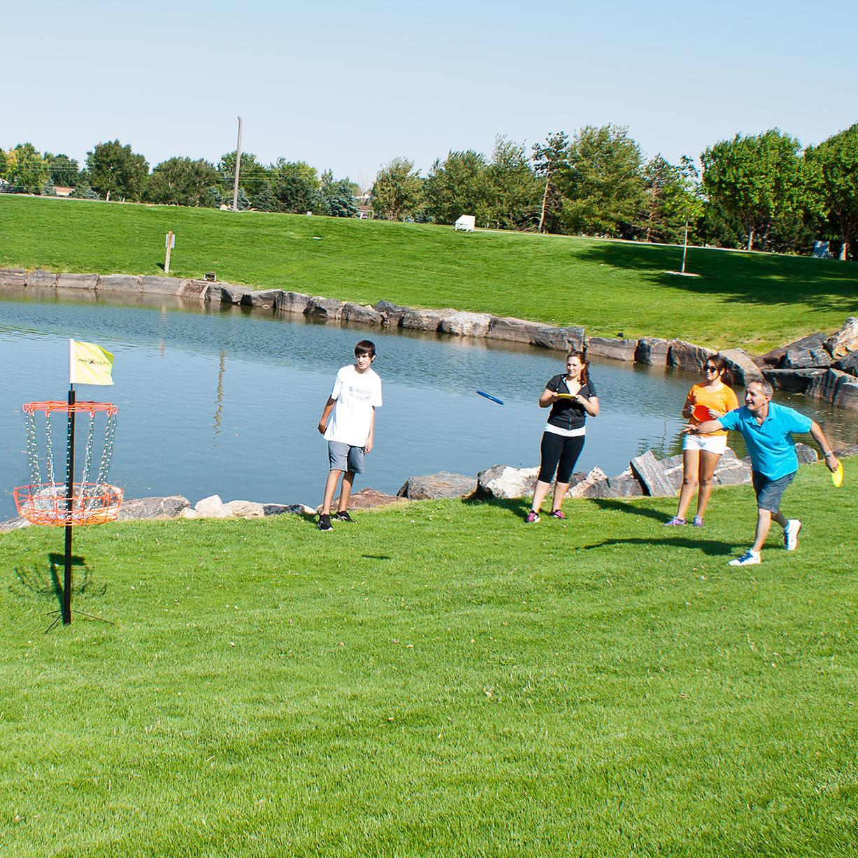 Park & Sun Disc Golf Pro Set
